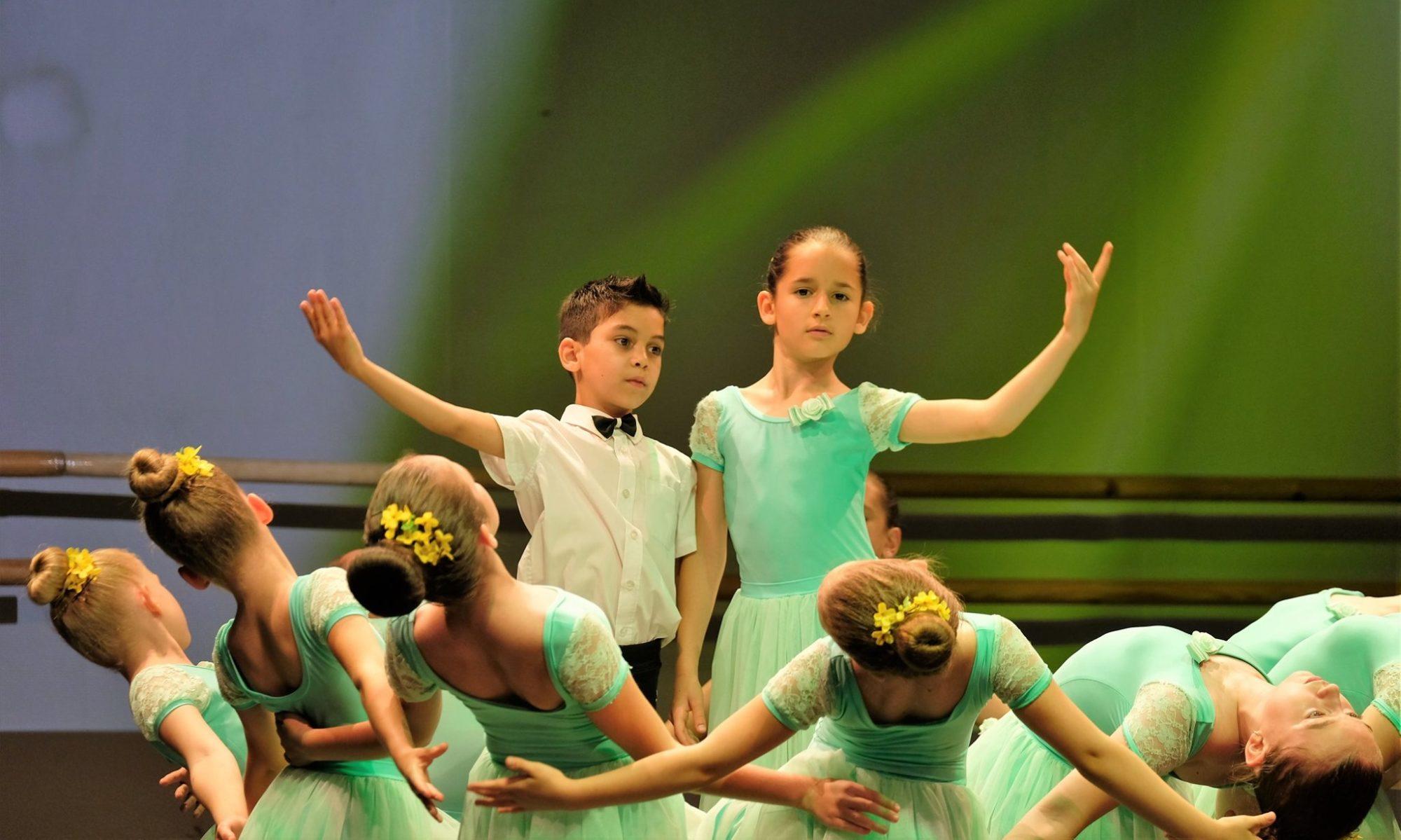 Студия Танца Олеси и Владимира